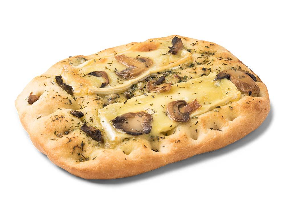 French Focaccia Brie